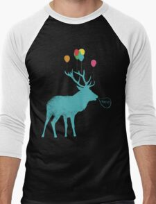 Stag Party Men's Baseball ¾ T-Shirt
