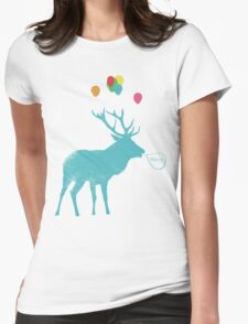 Stag Party Womens Fitted T-Shirt