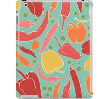 Pepper Pattern iPad Case/Skin