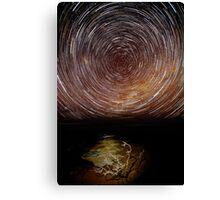 Oh My Stars! Canvas Print