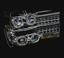 Cadillac Grille by supersnapper