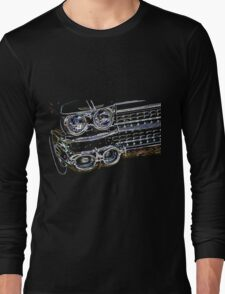 Cadillac Grille Long Sleeve T-Shirt