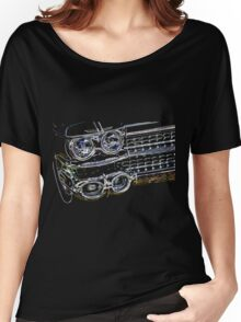 Cadillac Grille Women's Relaxed Fit T-Shirt
