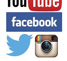 Social Networks by rorkstarmason