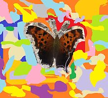 Butterfly Abstraction by Cezean