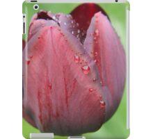 A tulip shower iPad Case/Skin