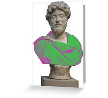 bust Greeting Card