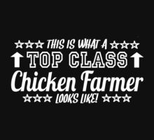 This Is What A Top Class Chicken Farmer Looks Like Kids Clothes