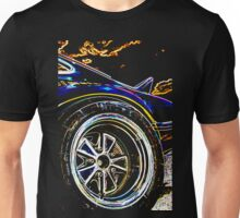 Porsche RSR Rear Wheel Unisex T-Shirt