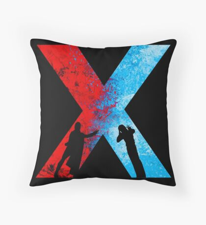 Choose Your Side Throw Pillow