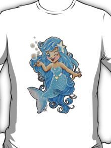 Mermaid Wink T-Shirt