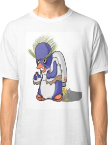Penguin with Jet Pack Classic T-Shirt