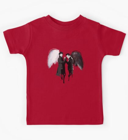 On the Side of the Angels Kids Tee