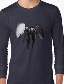 On the Side of the Angels Long Sleeve T-Shirt