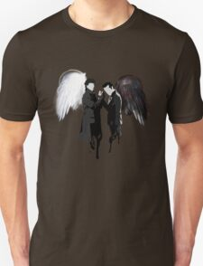 On the Side of the Angels Unisex T-Shirt