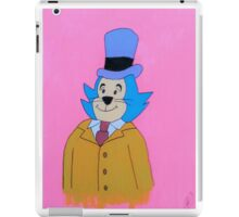 Benny On The Town iPad Case/Skin