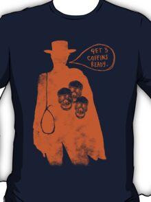 3 Coffins T-Shirt