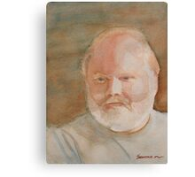 Ed Turns Forty Canvas Print