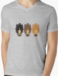 70's Groovy Chics Mens V-Neck T-Shirt