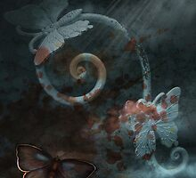 Chaos Butterfly by Sybille Sterk