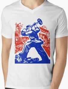 Communist Party of China  Mens V-Neck T-Shirt