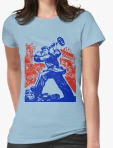 Communist Party of China  Womens Fitted T-Shirt