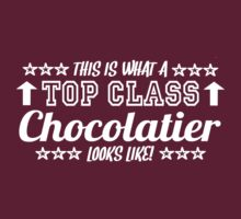 This Is What A Top Class Chocolatier Looks Like by Chimpocalypse