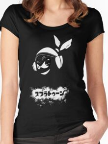 Splatoon Inkling (Boy) Women's Fitted Scoop T-Shirt