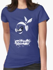 Splatoon Inkling (Boy) Womens Fitted T-Shirt