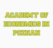 ACADEMY OF ECONOMICS IN POZNAN Kids Clothes