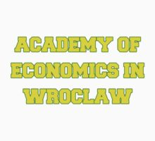 ACADEMY OF ECONOMICS IN WROCLAW Kids Clothes