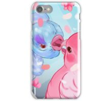 lovebirds iPhone Case/Skin
