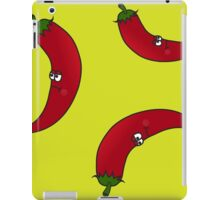 Citizen Cayenne (yellow) iPad Case/Skin