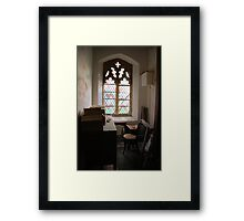 Surpless To Requirement Framed Print