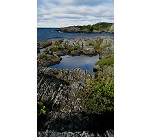 The Extremes of the Southern Headland Trail in Pukaskwa National Park Photographic Print
