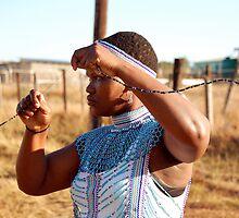 Khosa Beads by Lauren Barkume