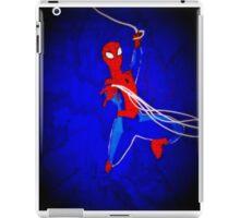Spiderman emerges! iPad Case/Skin