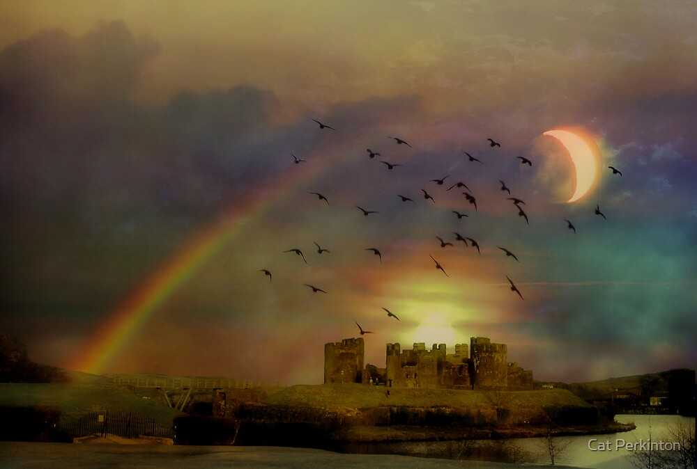 dusk fantasy by Cat Perkinton