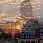 Sun set court house by expressit