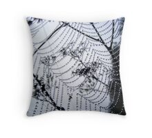 The Weight of Water Throw Pillow