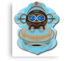 Monkey 10 Canvas Print