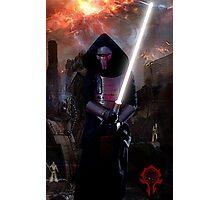 Darth Revan in Jedi Temple Photographic Print