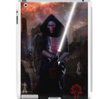 Darth Revan in Jedi Temple iPad Case/Skin