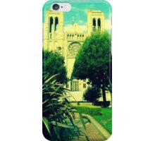 SF Cathedral iPhone Case/Skin