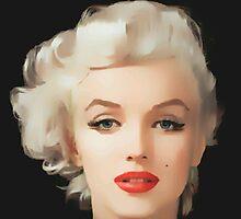 Marilyn Monroe by Amantine