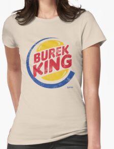 Burek King Womens Fitted T-Shirt