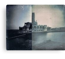 The Pumphouse, Asbury Park, NJ Canvas Print