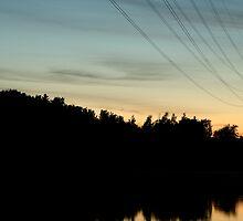 Helsinki by night #2 by Sala-J-Deisign