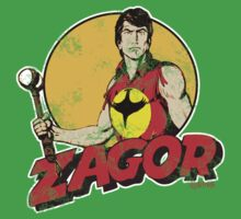 Zagor by Amir Karagic