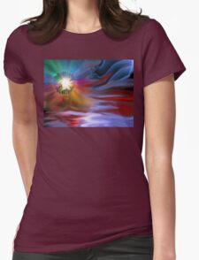Insight Womens Fitted T-Shirt
